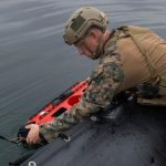 Marines Begin Fielding Amphibious Robot  for Littoral Missions