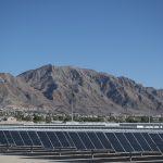 Nellis AFB Reduces Greenhouse Gas Through Solar